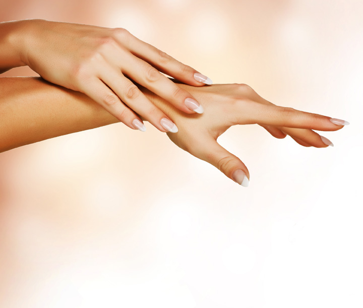 Decadent Manicure and Hand Treatment